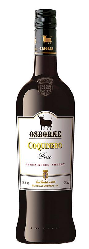 Fino Coquinero de Bodegas Osborne