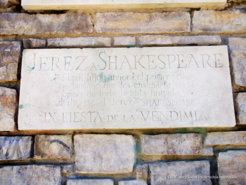 Monumento a Shakespeare