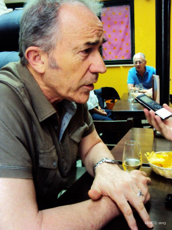 Entrevista a Jose Luis Jiménez