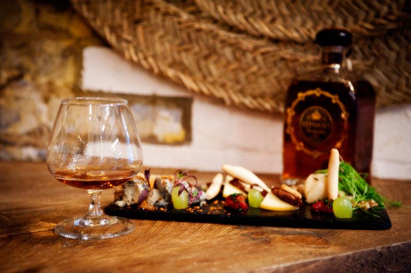 Brandy Lepanto en Bar Pepito