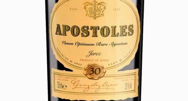 Apóstoles, el mejor Vino de Jerez en Honk Kong
