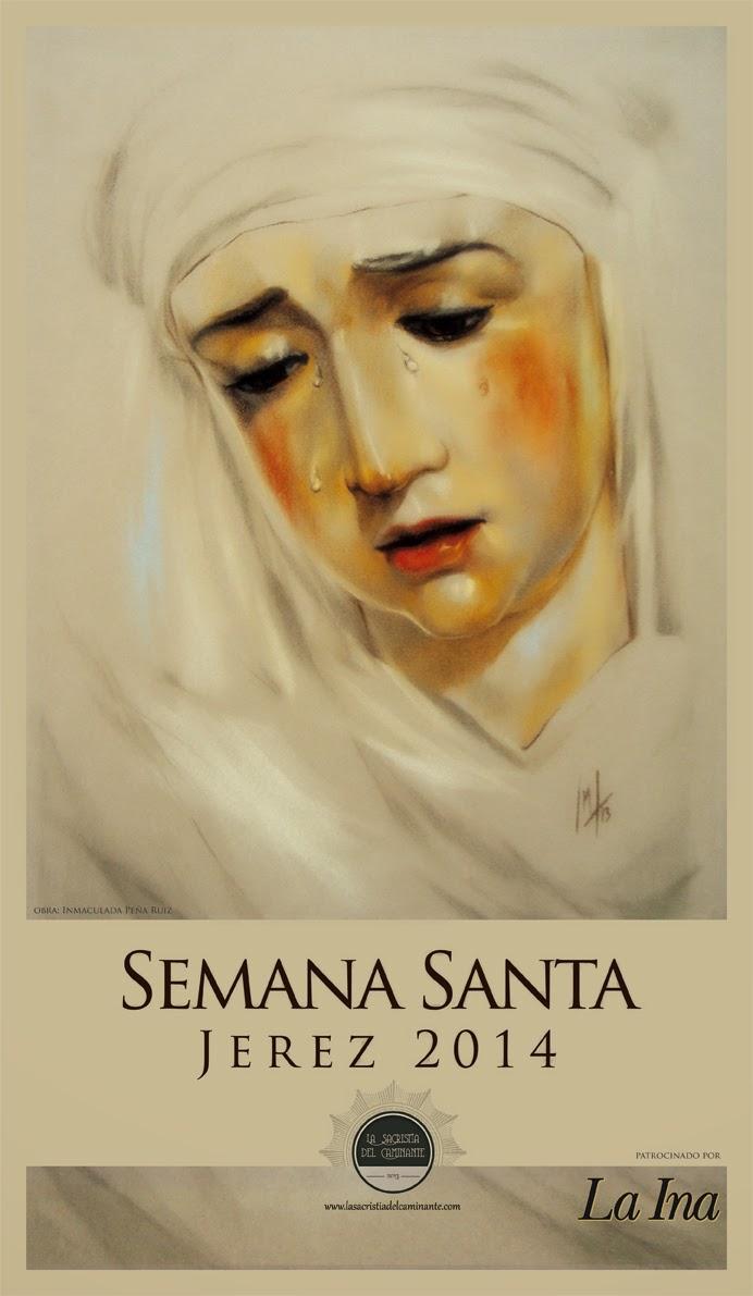 Cartel de La Semana Santa Jerez 2014