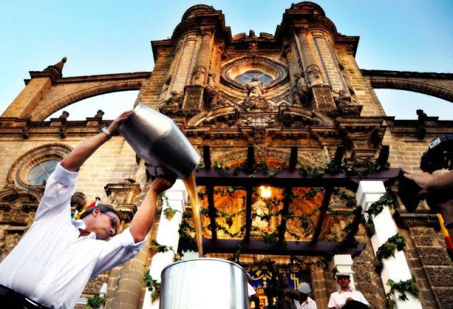 Fiestas de la Vendimia, Jerez 2014: Eventos para hoy, Viernes 5 de Septiembre