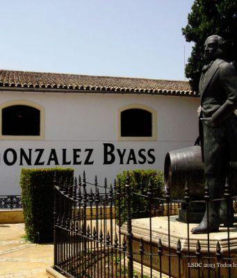 González Byass, la mejor bodega española del mundo