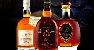 Ron Dos Maderas, entre las 12 mejores marcas de vinos y destilados del mundo