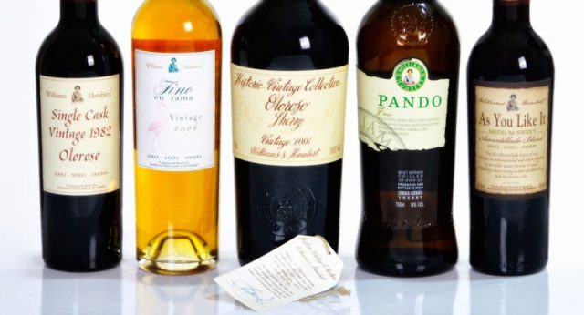 Los vinos de Williams & Humbert obtienen elevadas puntuaciones en la Guía de Robert Parker