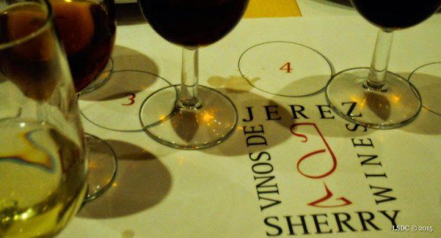 Curso de Iniciación a los Vinos de Jerez