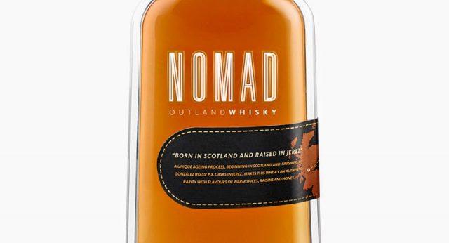 Nomad Outland Whisky, segundo lanzamiento más innovador de 2014