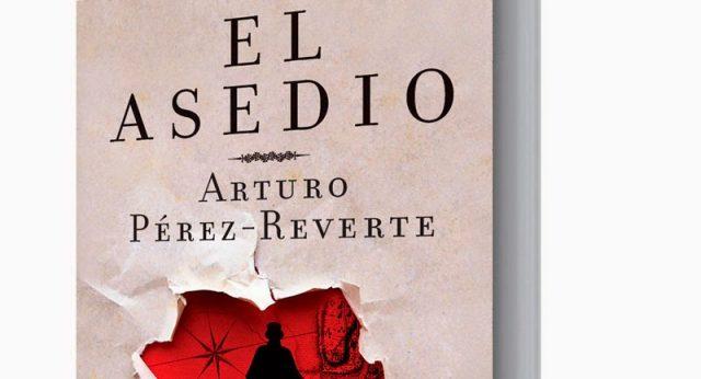 Cita del Jerez en el Libro El Asedio de Arturo Pérez Reverte