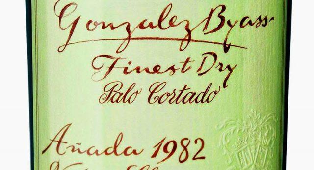 Verema elige al Palo Cortado de añada 1982 Mejor Vino Generoso