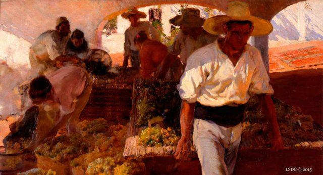 La Vendimia: Por Fernando Tenorio