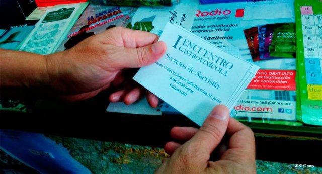 I Encuentro Gastrovinícola: 'Secretos de Sacristía'