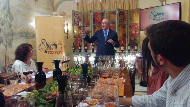 'Duende' para el International Sherry Week