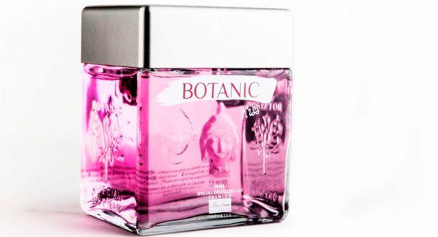 Williams & Humbert presenta Botanic Kiss