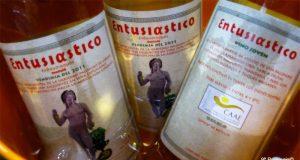 'Entusiástico', la Manzanilla Ecológica