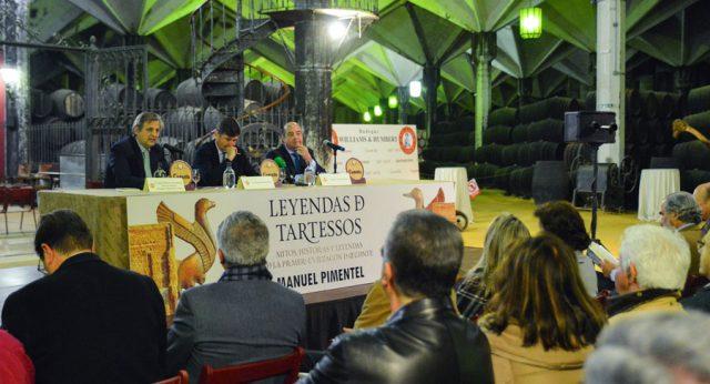 """""""Leyendas de Tartessos"""", el último libro de Manuel Pimentel"""