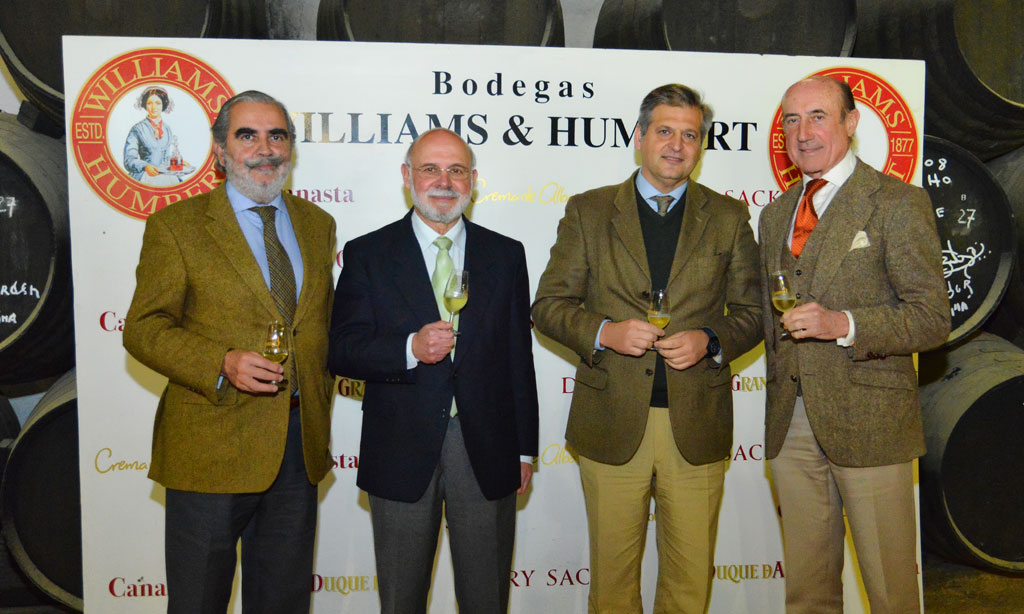 Ciclo de Conferencias de Williams & Humbert
