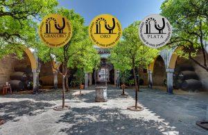 Diez Mérito triunfa en la XXII Edición de los Premios Mezquita con la obtención de Nueve Medallas