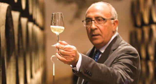 Antonio Flores, Enólogo de González Byass, el mejor del mundo