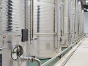 Detalle de la nueva planta de fermentación