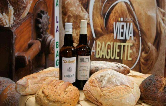Delgado Zuleta y Viena La Baguette crean el primer pan de vendimia