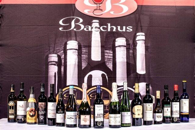 El Jerez arrasa en los Premios Bacchus 2017 con seis generosos premiados