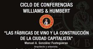 Ciclo de conferencias Williams & Humbert