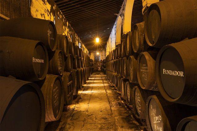 Bodegas Fundador Jerez