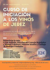 Seminario de Iniciación a los Vinos de Bodegas Fundador