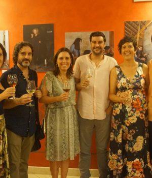 """Exposición fotográfica """"El Vino, Alma de Mujer"""""""