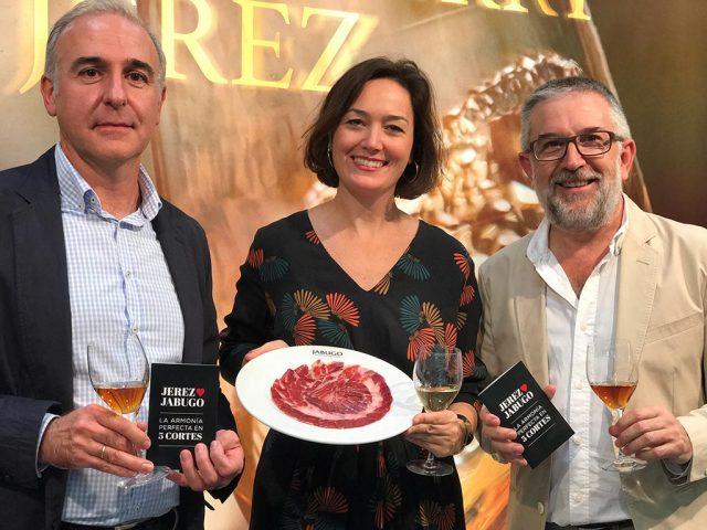 Jerez y Jabugo: La armonía perfecta en cinco cortes