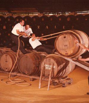 Arrumbadores del Jerez