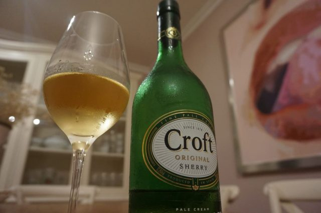Pale Cream Croft Original