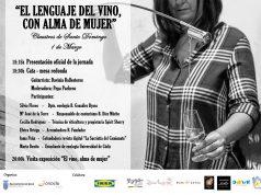 El lenguaje del vino, con alma de mujer