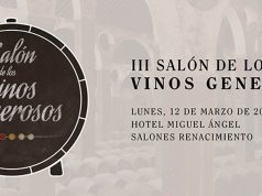 III Salón de los vinos Generosos