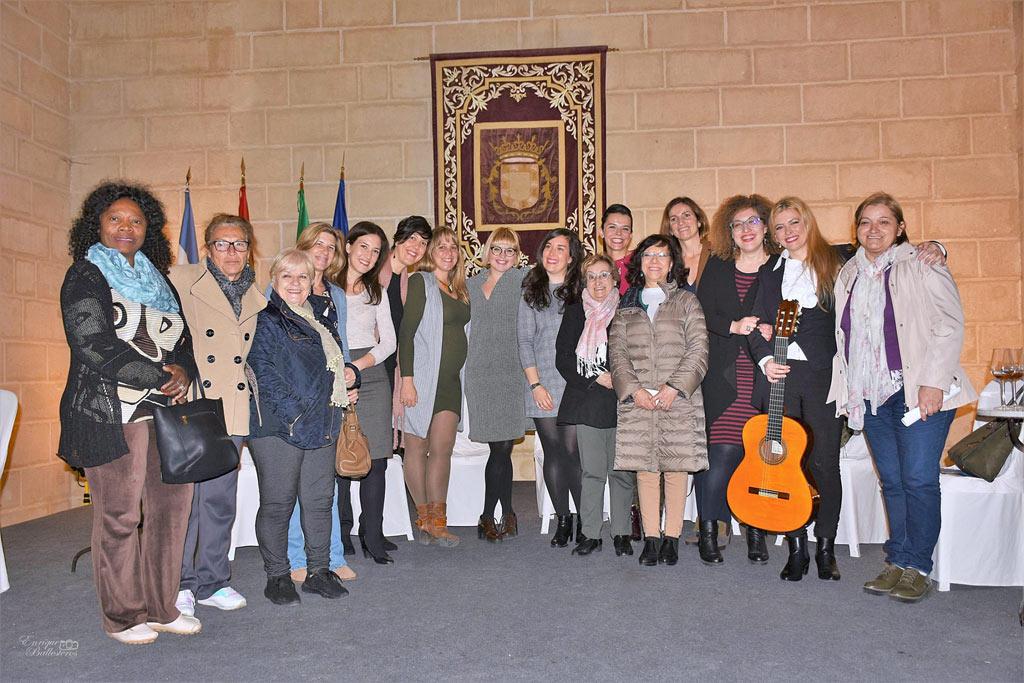 """Exposición """"El Vino,Alma de Mujer"""""""