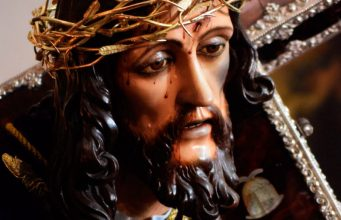 Jesús Nazareno. Capilla de San juan de Letrán (Jerez)