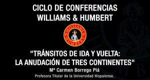 Ciclo de Conferencias de Williams&Humbert