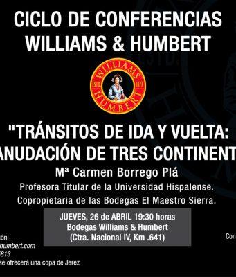 Ciclo de Conferencias de Williams&Humbert