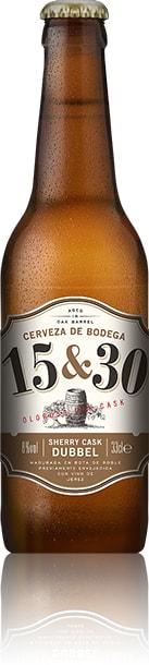 15&30 Dubbel Sherry Cask