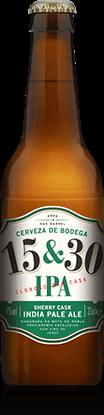 15&30 IPA Sherry Cask