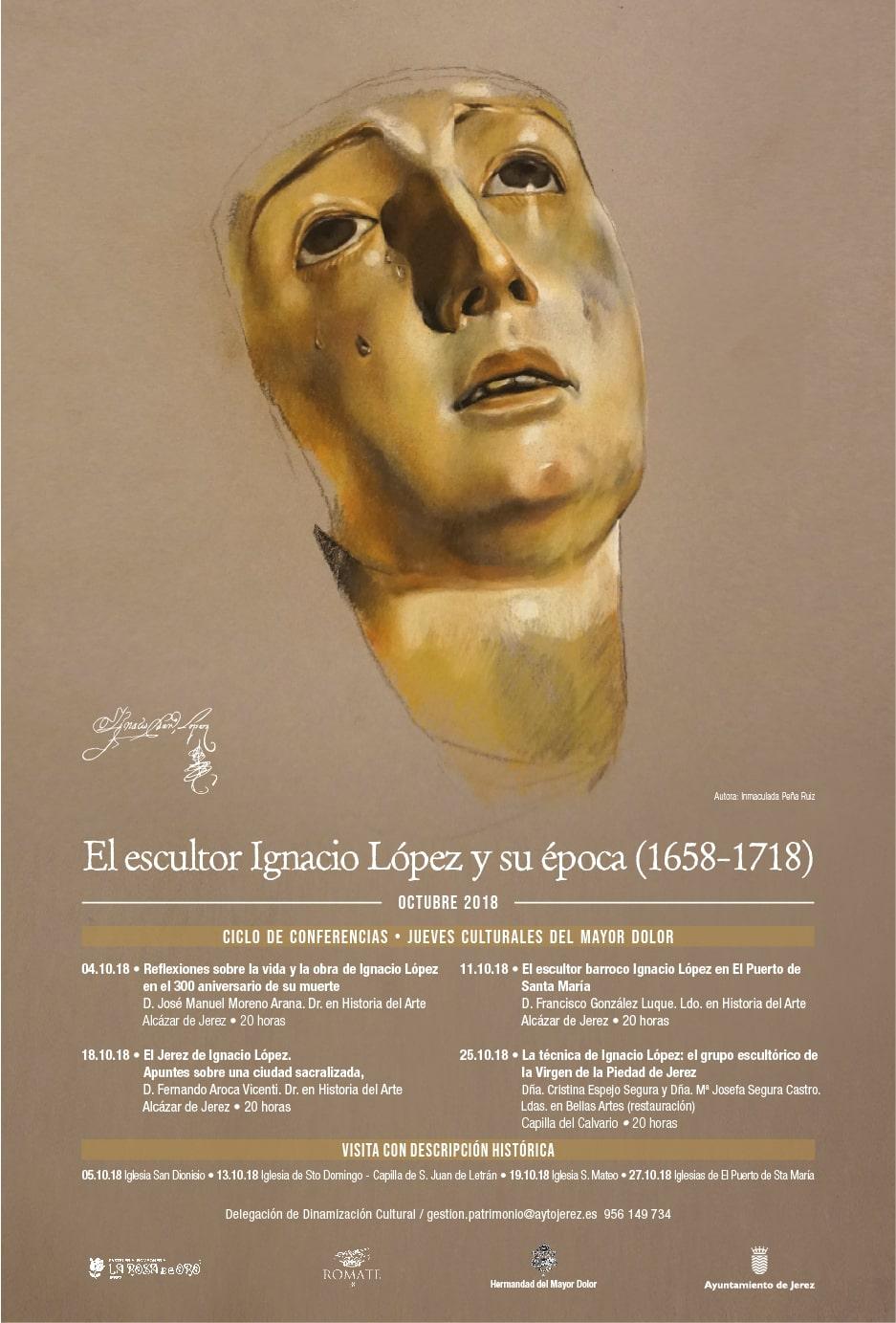 El escultor Ignacio López y su época (1658-1718)
