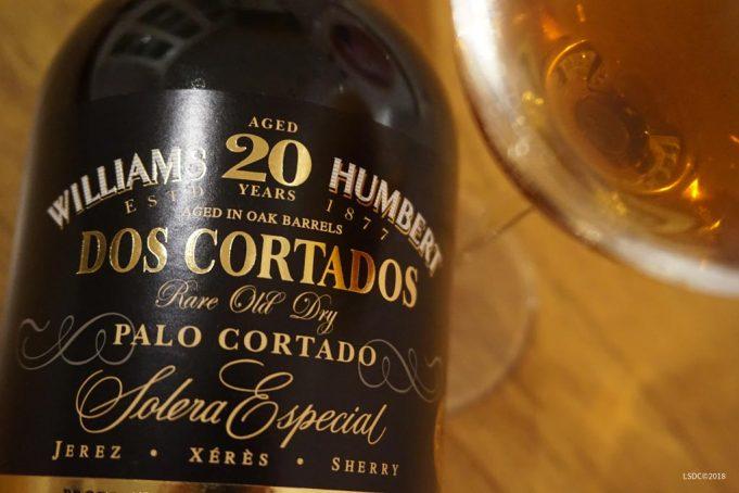 Palo Cortado Dos Cortados de Bodegas Williams&Humbert