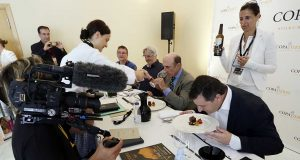 Finalistas en la Copa Jerez Forum & Competition
