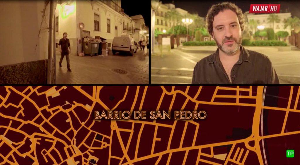Francisco José Becerra en Ciudades de Noche Jerez