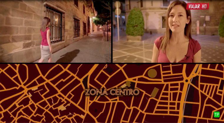 Inma Peña en Ciudades de Noche Jerez