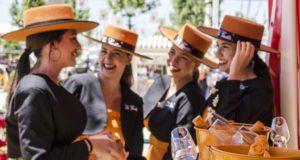 La Guita, la Manzanilla que lidera la Feria de Sevilla