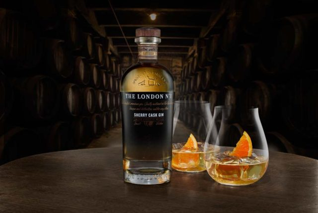 The London Nº1, la primera Ginebra Sherry Cask