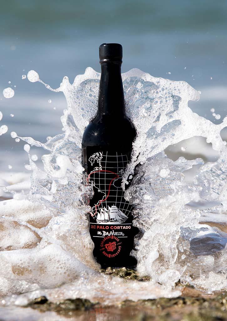 Jerez, el vino y el mar