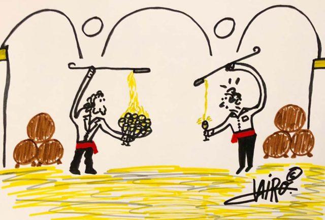 'Las Viñetas de Jairo Jiménez